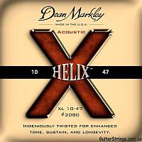 Струны Dean Markley Helix Bronze 2080 Extra Light 10-47