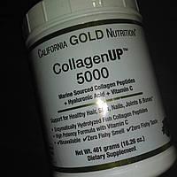 California Gold Nutrition, Коллаген UP ™ 5000 из морских источников + гиалуроновая кислота и витамин С, 461 г