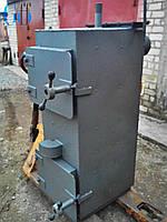 Твердотопливный пиролизный котел, фото 1