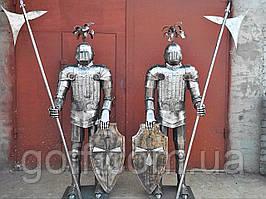 Рыцарь, Рыцарь металлический