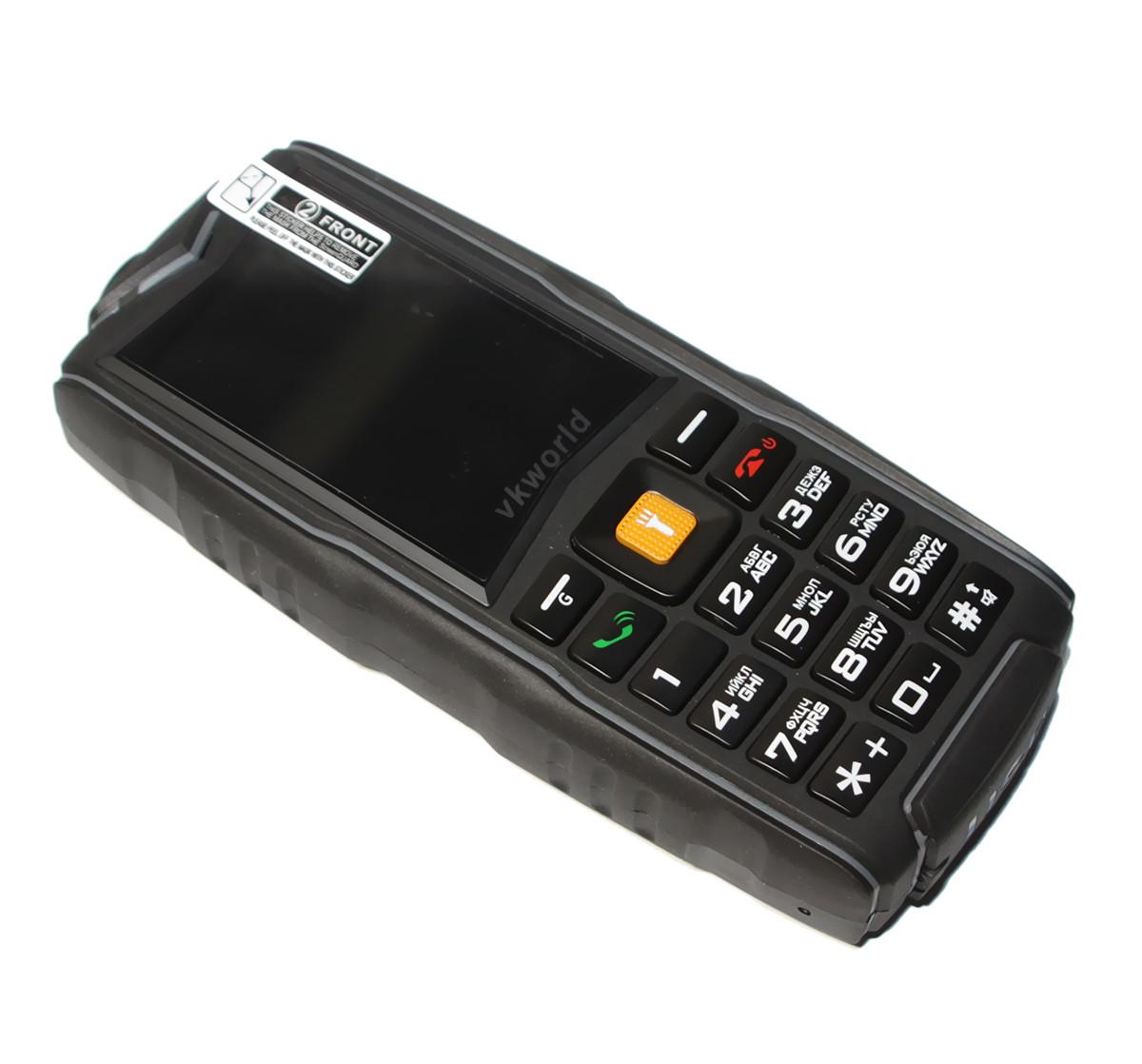 Мобильный телефон VKWorld Stone V3 New Black