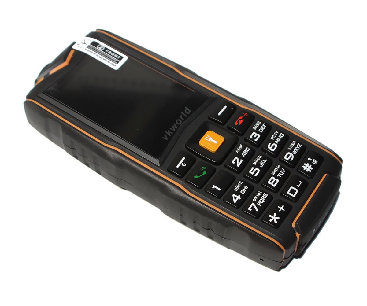 Мобильный телефон VKWorld Stone V3 New Orange