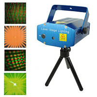 Лазерная установка Mini Lazer Stage для вечеринок