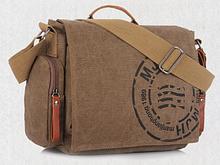 Стильна чоловіча сумка MJH