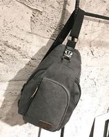 Сумка-рюкзак Flish т/серая большая С243, фото 1