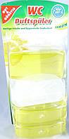 Гигиенический блок для унитаза G&G лимон 3 шт