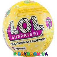 Игровой набор с шармом S3 L.O.L.Surprise 550778, 55 видов, фото 1