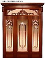 Изготовление дверных доборов (дверных откосов, порталов), фото 1