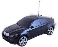 Портативная аудио-колонка MP3 BMW X6., фото 1