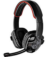 Игровая гарнитура trust gxt 340 7.1 surround gaming headset (19116)
