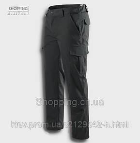 Штаны черные полиции мужские Patrol Mechanical Black