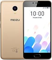 "Meizu M5C Gold 2/16 Gb, 5"", MT6737, 3G, 4G"