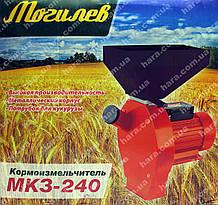 Кормоизмельчитель Могилев МКЗ-240 (3500 Ватт, Беларусь)