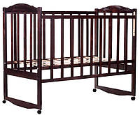 Кровать BabyRoom Зайчонок Z103 береза венге