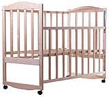 Кровать Babyroom Зайчонок Z100  без лака, фото 2