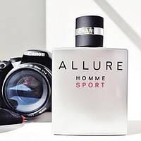 Мужская туалетная вода Chanel Allure homme Sport 🍋💦EDT 100 мл (Бельгия, Европа 🇪🇺)