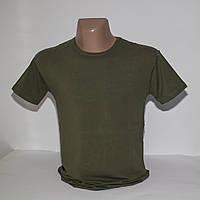 Мужская Батальная стрейчевая футболка Lycra пр-во Турция 2890G