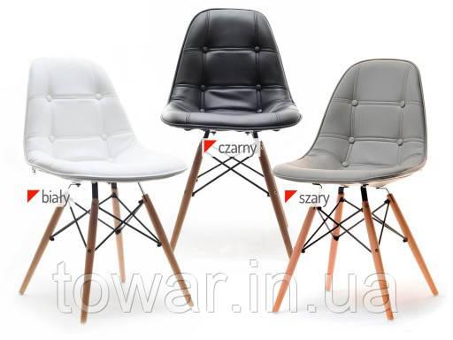 Дизайнерське крісло MPC WOOD TAP 1 шт