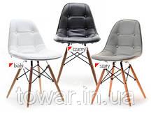 Дизайнерское кресло MPC WOOD TAP 1 шт