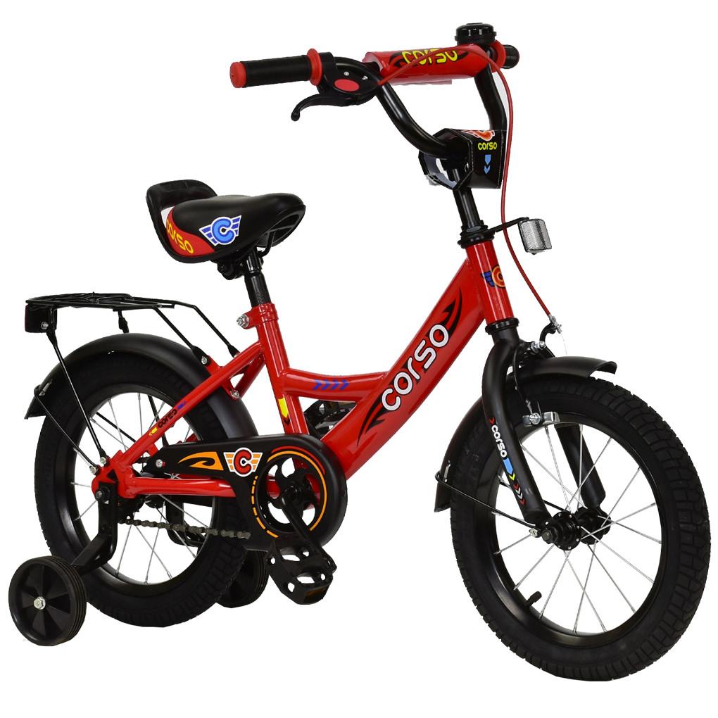 Велосипед CORSO Красный С-14450