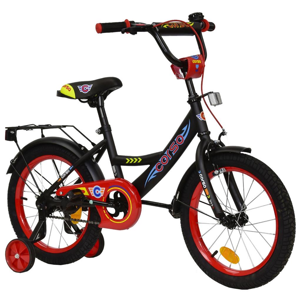 Велосипед CORSO Черный С-16210