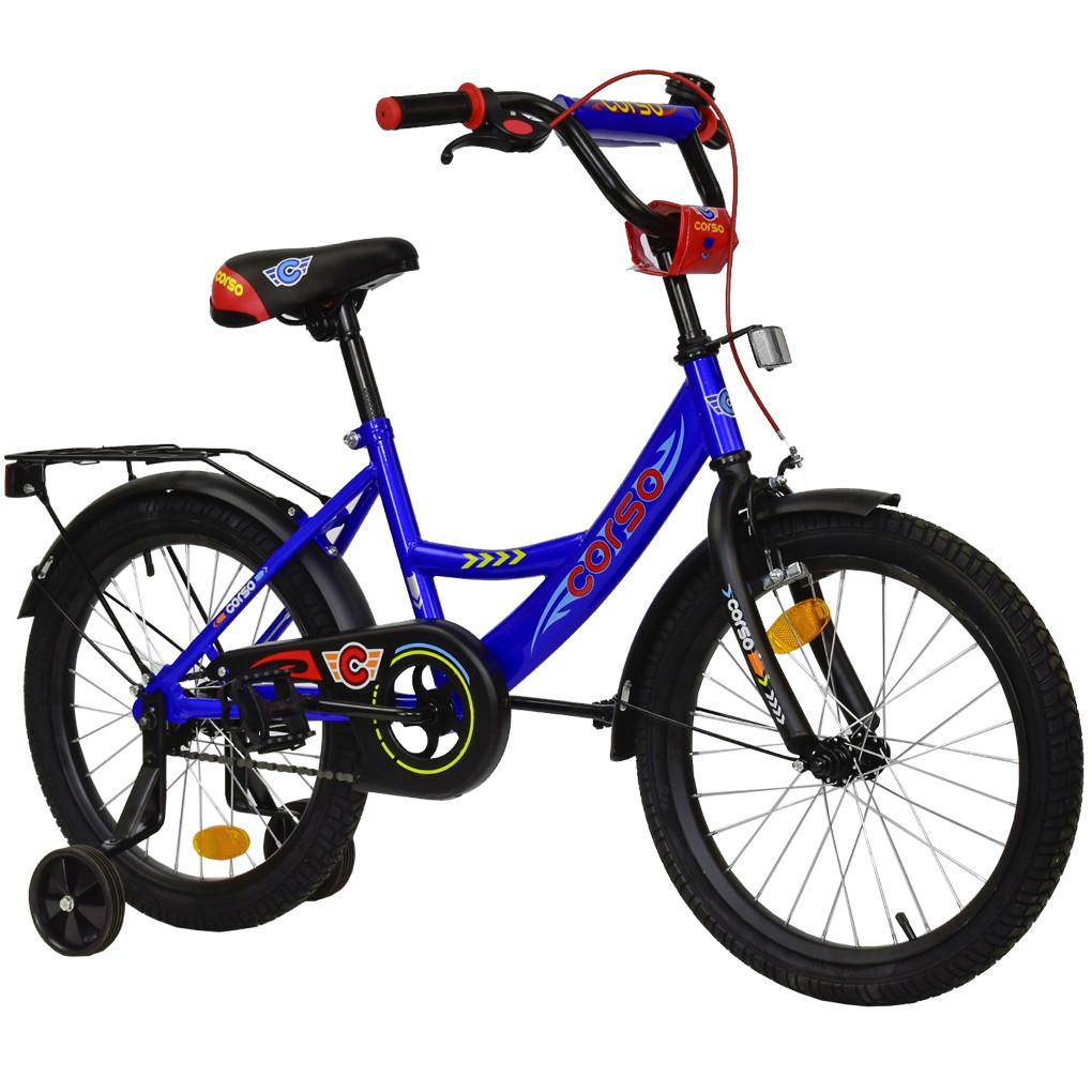 Велосипед CORSO Синий С-18610