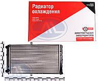 Радиатор водяного охлаждения ВАЗ 2112 инжектор (алюминий) ДААЗ 21120-1301012-91