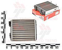 Радиатор отопителя ВАЗ 2105 (алюминий) ДААЗ  21050-8101060-00