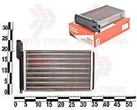 Радиатор отопителя ВАЗ 2108 (алюминий) ДААЗ  21080-8101060-00