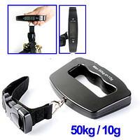 Весы цифровые электронные кантерные Luggage Scale ACS A09 до 50 кг