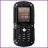 Телефон Sigma X-treme PQ67 (BLACK). Гарантия в Украине 1 год!