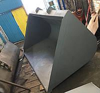 Зерновий ківш для фронтального навантажувача 4 куба, фото 1