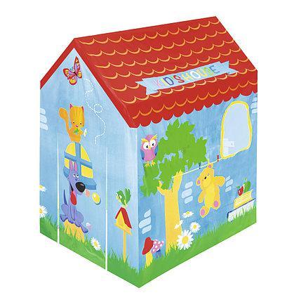 Детский игровой домик-палатка «Зверушки» Bestway 52201