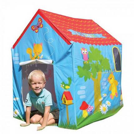 Детский игровой домик-палатка «Зверушки» Bestway 52201, фото 2