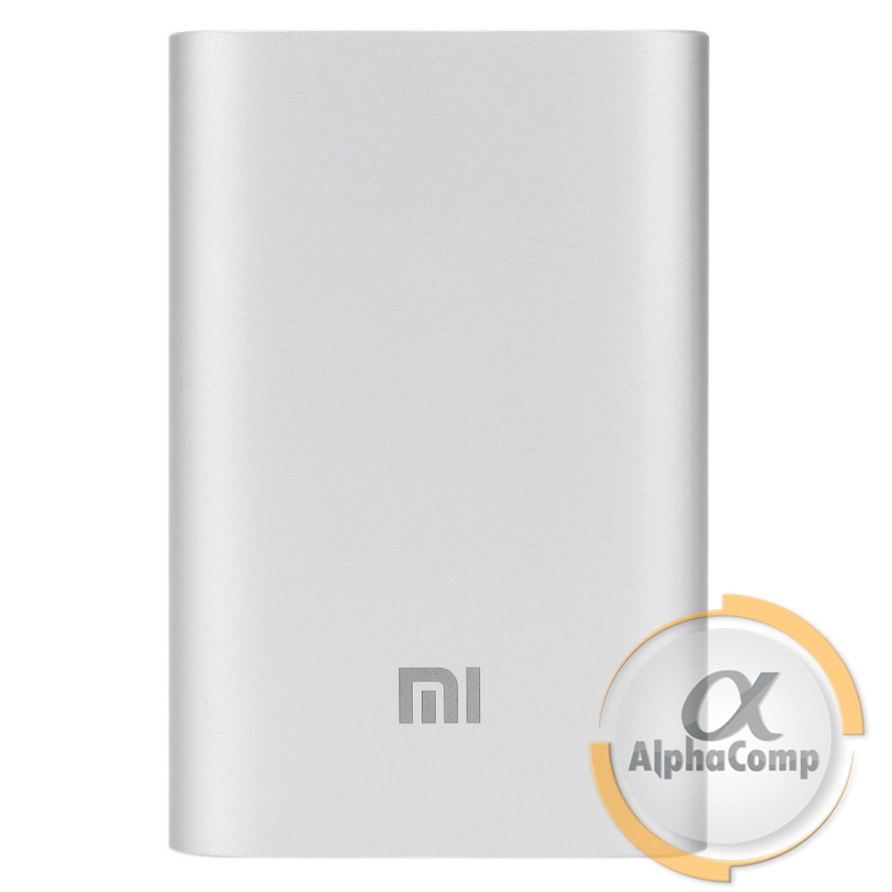 Power BANK 18650*3 аккумулятор XIAOMI 2A silver