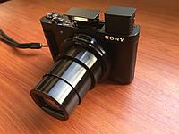 Фотоапарат Sony Cyber-Shot DSC-HX80 Black, фото 1