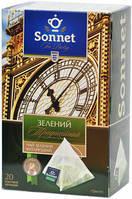 Чай зеленый Sonnet традиционный, 20 пир.