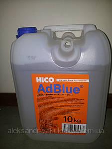 Реагент AdBlue Borg-Hico, каталитическая добавка (мочевина), 10 кг, Польша