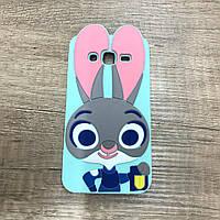 Чехол Джуди Хопс для Samsung Galaxy J5, Зверополис