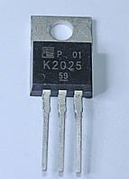 Транзистор 2SK2025; (TO-220)
