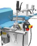 Свердлильно-пазовальный верстат LBM 200 для вибірки пазів і свердлення отворів, фото 3