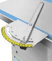 Свердлильно-пазовальный верстат LBM 200 для вибірки пазів і свердлення отворів, фото 5