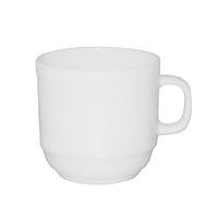 Чашка белая 270 мл D1 набор 6 шт