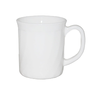 Чашка белая 280 мл D1 набор 6 шт