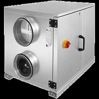 Компактная стационарная установка с роторным рекуператором RLI 900 FC 20