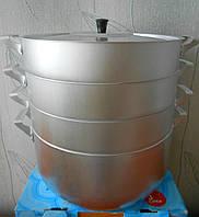 Мантоварка на 6 литров (ДЕМИДОВ) - 3 сетки
