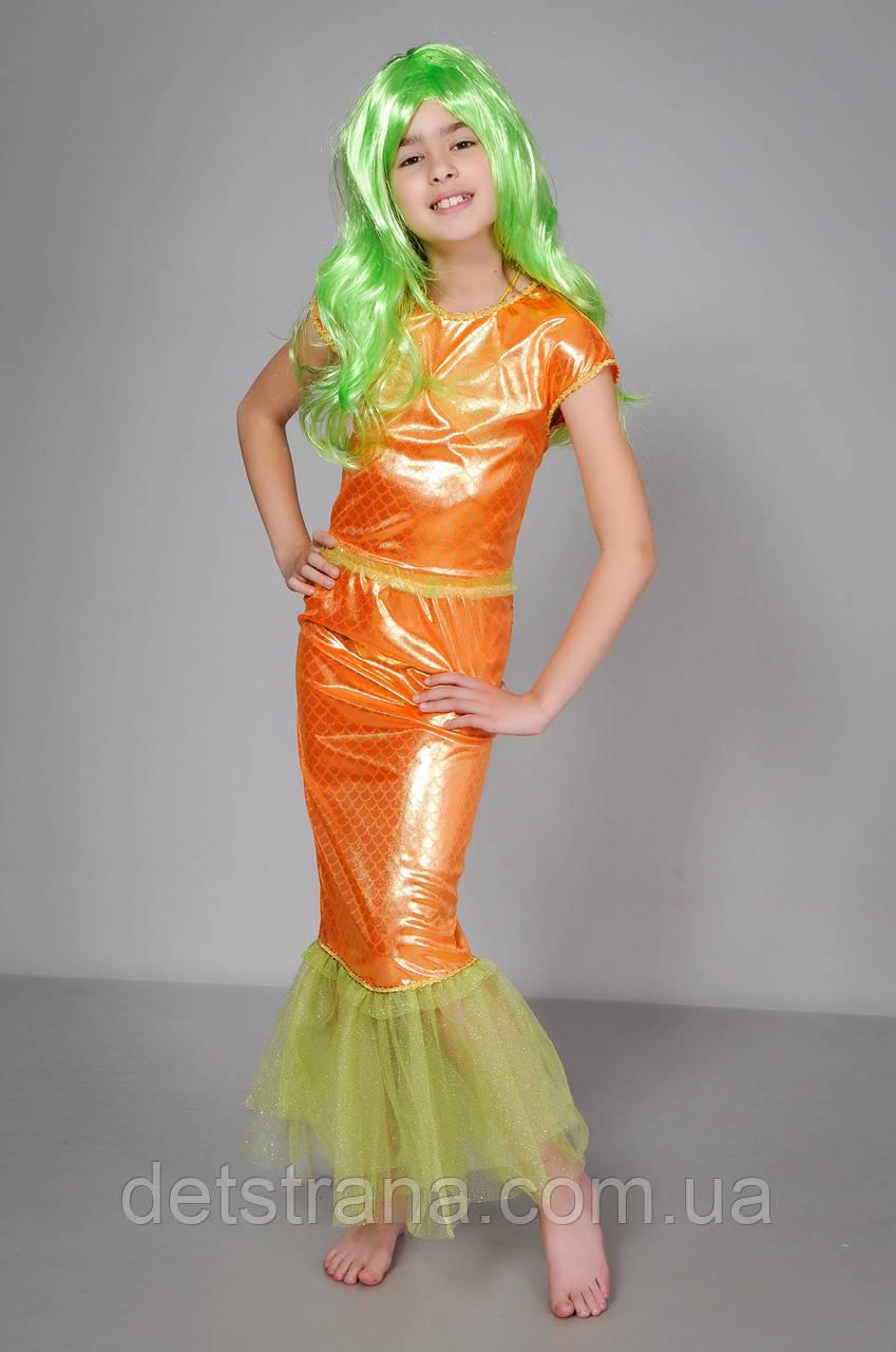 Карнавальный костюм для девочки Русалка