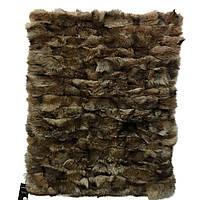 Одеяло ковер меховое RizhikOva 120х70 см Red Fox RO-1423