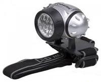 LED Фонарь налобный LEMANSO 14LED LMF08 3*AAA