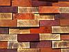 Деревянные 3D панели  (Мадрид)